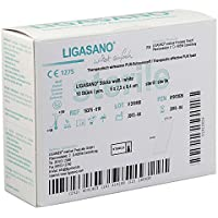 LIGASANO weiß Sticks 0,4x2,5x6 cm steril 10 St Verband preisvergleich bei billige-tabletten.eu