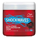 Wella Shockwaves Power Mess Constructor Ultra Strong, 6er Pack (6 x 150 ml)