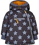Racoon Baby-Jungen Jacke Anders Star Winterjacke Wassersäule 9.000, Mehrfarbig (Flint Stone FLI), 86