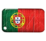 Coque iPhone 3G 3GS Drapeau PORTUGAL 04