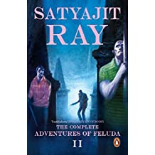 The Complete Adventures of Feluda: Volume II