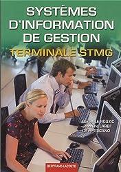 Systèmes d'information et de gestion Tle STMG