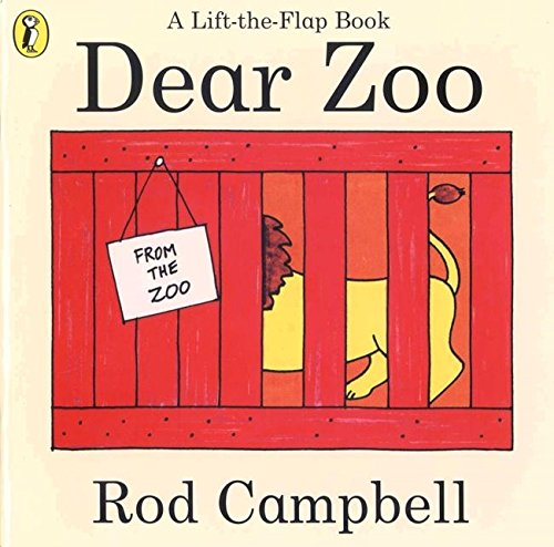 Dear Zoo (Picture Puffin) por Rod Campbell