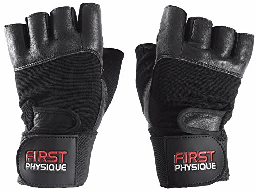 Soft Leather Weight – Weight Lifting Gloves