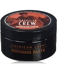 American Crew - Cire de coiffage pour Cheveux - Fixation souple et effet mat - Defining Paste - 85g