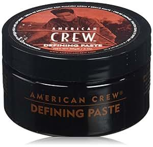 american crew cire de coiffage pour cheveux fixation souple et effet mat defining paste. Black Bedroom Furniture Sets. Home Design Ideas