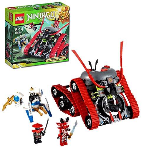 COSTRUZIONI MATTONCINI LEGO NINJAGO GARMATRON 70504