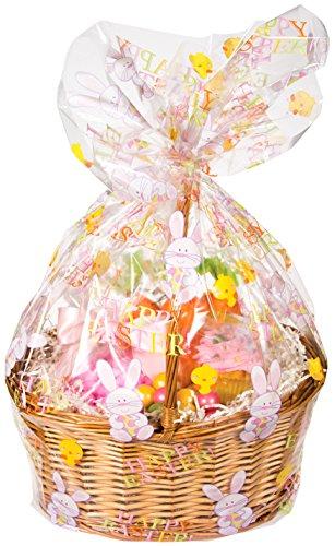 Tasche Zuschneiden (Creative Converting Cello Korb Tasche Happy Easter)