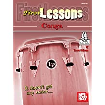 First Lessons Conga (English Edition)