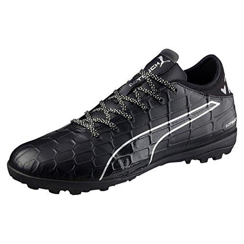 Puma , Chaussures de foot pour homme noir Schwarz Puma Black-Puma Black-Puma Silver