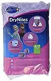 Huggies DryNites hochabsorbierende Pyjama-/ Unterhosen, Bettnässen Mädchen Jumbo Monatspackung 4-7 Jahre, 64 Stück Vergleich