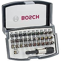 Bosch Professional - Set de 32 unidades para atornillar