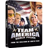 Team America: World Police - Zavvi Exclusive Limited Edition Steelbook [Blu-ray]