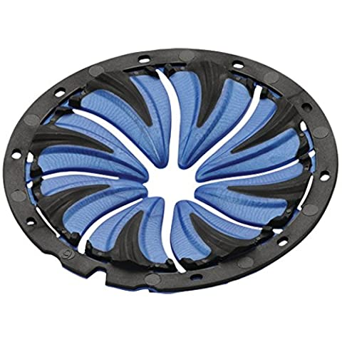 Dye Quick Feed Rotor - Black/Blue