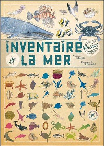 L'inventaire illustré de la mer