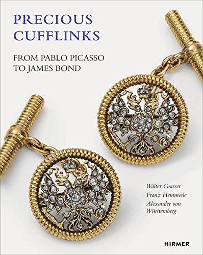 Precious cufflinks : from Picasso to James Bond