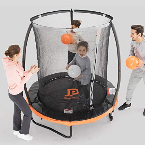 Trampolines home children's toy bounce bed indoor adult fitness outdoor with net bounce bed with net best gift load 100kg  Xing Hua home