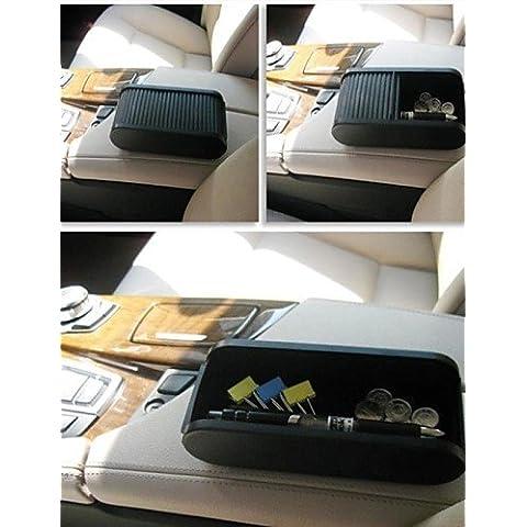 ZQQ teléfono móvil del bolso de cajas de almacenamiento de suministros de automóviles coche bolsa de transporte de artículos varios automotriz