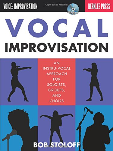 Bob Stoloff: Vocal Improvisation (Book & CD)
