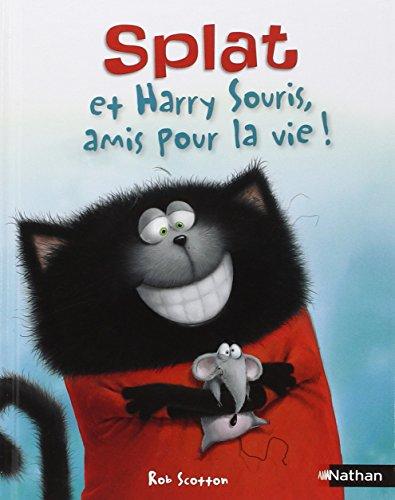 Splat et Harry Souris, amis pour la vie !