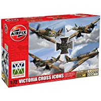 Airfix A50129 Modellbausatz Victoria Cross Collection