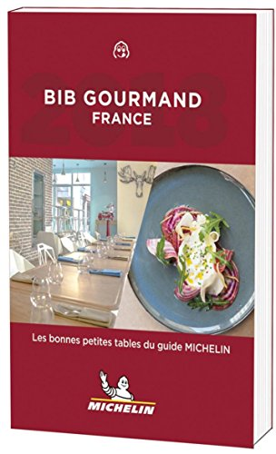 Bib Gourmand France Michelin 2018 par Michelin