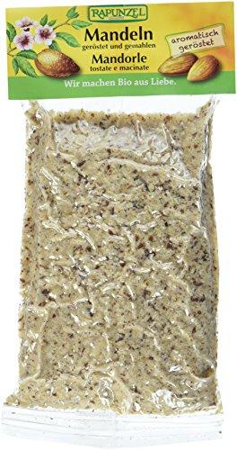 Rapunzel Mandeln geröstet, gemahlen, 2er Pack (2 x 125 g) - Bio
