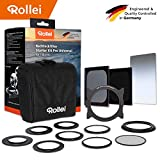 Rollei Rechteckfilter Mark II Starter Kit Pro Universal 100 mm