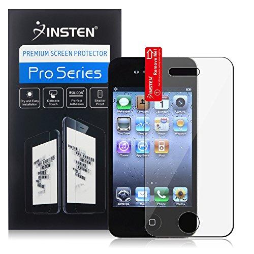 3er Pack Apple iPhone 4G Combo LCD-Displayschutzfolie für Apple iPhone 4G (4g Iphone Apple Combo)