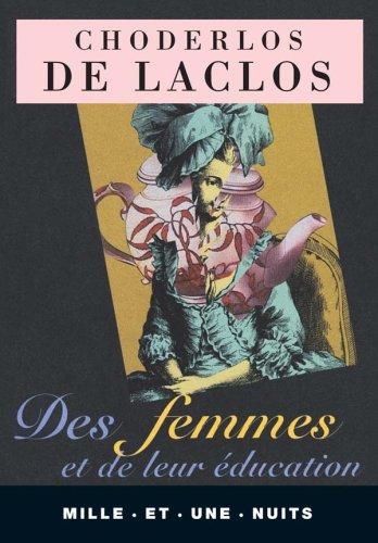 Des Femmes et leur ducations