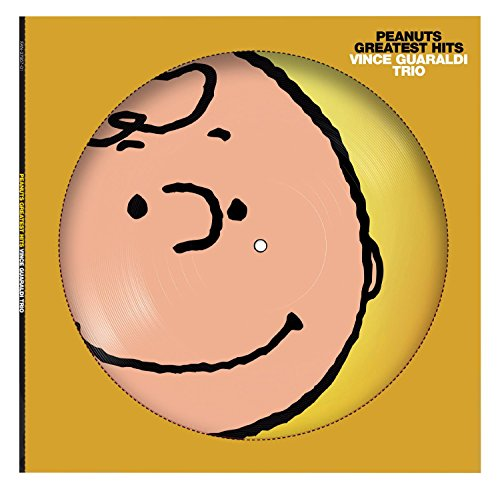 Peanuts Greatest Hits (Picture Disc Vinyl)