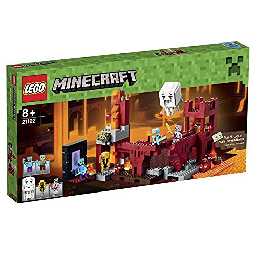 LEGO 21122 Minecraft The Nether Fortress