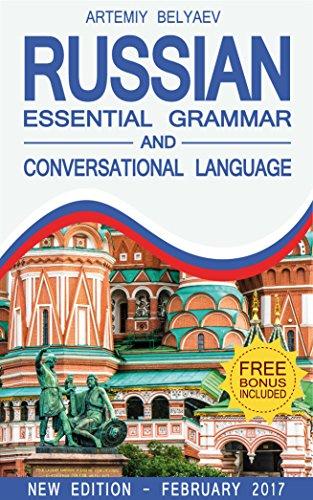Russian Essential Grammar and Conversational Language (English Edition)