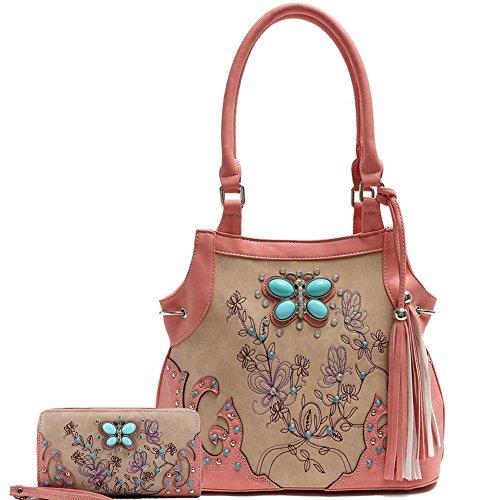 blancho-biancheria-da-letto-delle-donne-pietra-preziosa-farfalla-cb-s-1-pu-leather-bag-set-elegante-