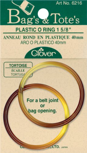 Clover 6216 O-ring di plastica 40 mm,