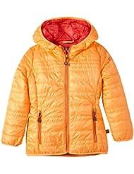 Cmp - F.Lli Campagnolo Jacke Primaloftjacke - Chaqueta de pluma para niña, color naranja, talla 164 cm