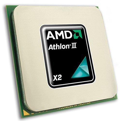 AMD Athlon II X2Dual-Core 220-Prozessor (AMD Athlon II X2, Buchse AM2, 64-Bit, L2, C3, 0.90-1.40V) (Prozessor Amd Athlon 64 X2)