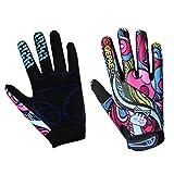 Sharplace Winter Sport Handschuhe Fingerhandschuh Kinder Junge Mädchen - Maulbeere, S