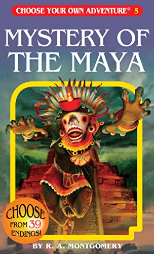 Mystery of the Maya (Choose Your Own Adventure) por Choose Your Own Adventure