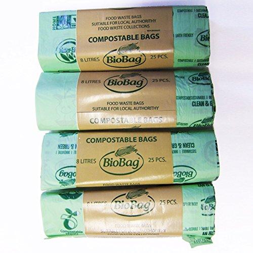 8-litre-cornstarch-biobag-food-waste-caddy-liner-100-liner-pack-100-biodegradable-compostable