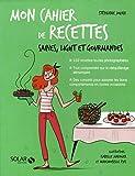 """Afficher """"Mon cahier de recettes"""""""