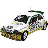 Solido 1/18 Scale Diecast S1850001 Renault Maxi 5 Turbo 1986 #20 Touren Neyron