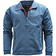 Merc of London Hombre Chaqueta De Harrington