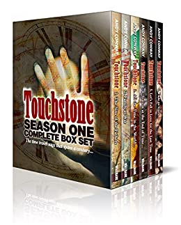 Touchstone Season One - Complete eBook Box Set: The time travel saga that spans a century (English Edition) di [Conway, Andy]
