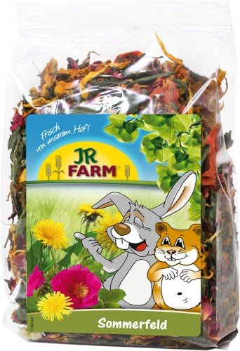 JR Farm Nagetiersnack - Sommerfeld - 100 g