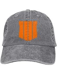 fde917d7194845 Call Of Duty Black Ops 4 Denim Cotton Adjustable Hat