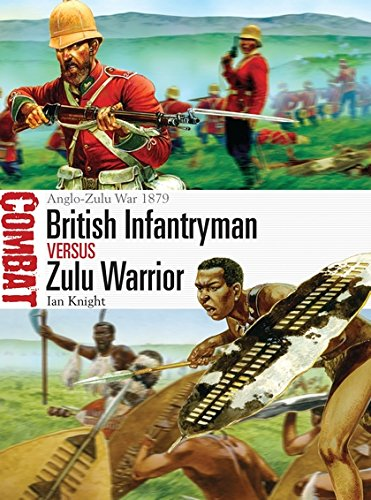 British Infantryman vs Zulu Warrior: Anglo-Zulu War 1879 (Combat)
