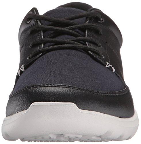 Crocs 203052, Chaussures de Navigation Homme Noir