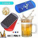 Stampi per ghiaccio Cubetti di ghiaccio forme Bar Accessori da cucina di nero Accessori vino e bar