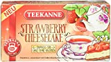 Teekanne Strawberry Cheesecake, 12er Pack (12 x 41 g)